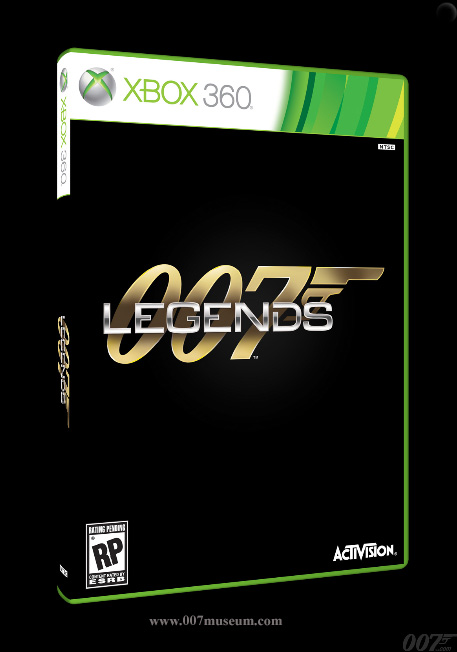 007 Legends is available now for the Xbox 360