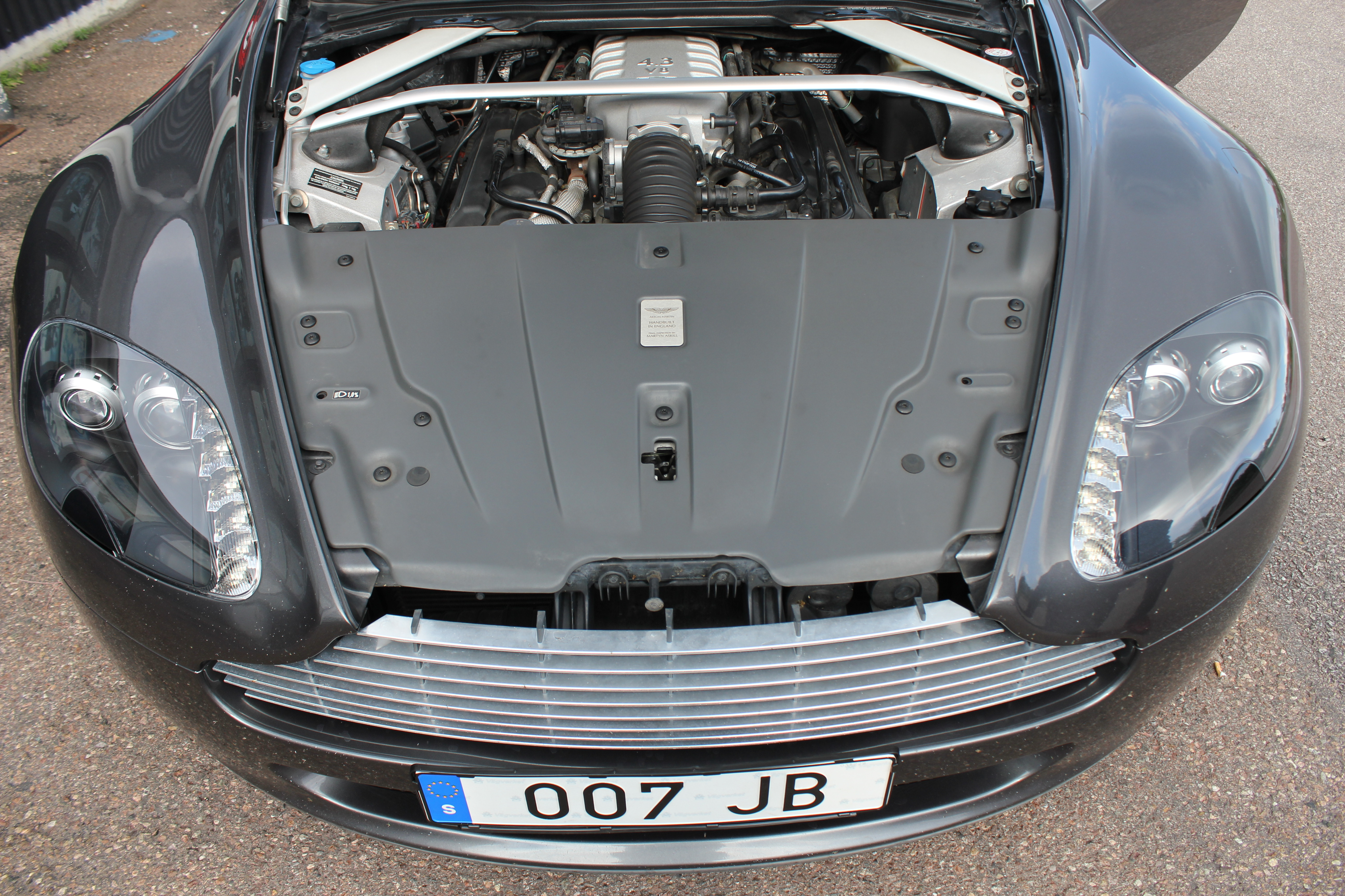 Vantage Headlight Beam Adjustment Page Aston Martin PistonHeads - Aston martin headlights