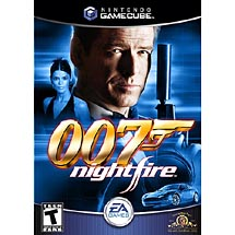 007 Nightfire Is A First Person Shooter Game That Is Based On Ian Flemings British Secrett James Bond Of The Secret British Intelligence