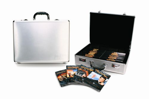 James Bond  Attache Case (40-disc Box)