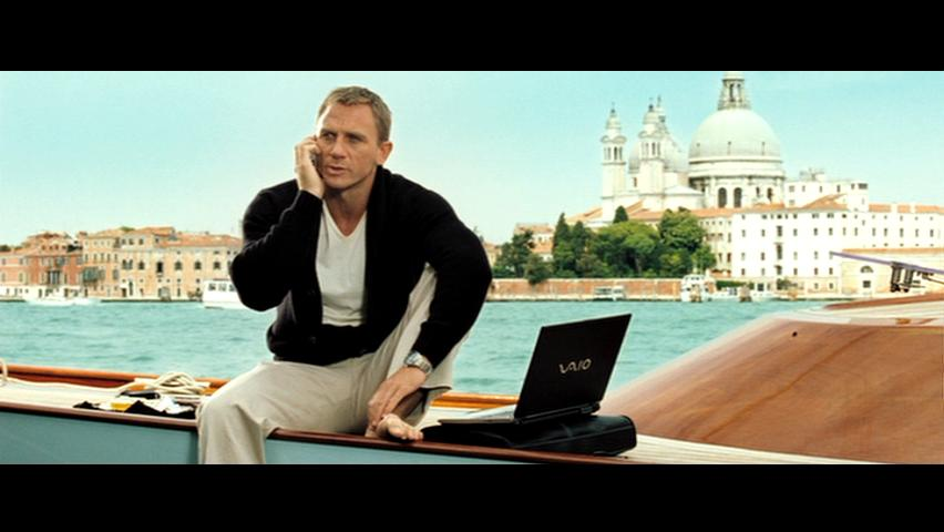 Casino royale product placement