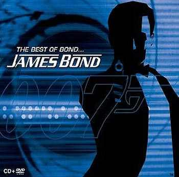 Soundtrack: Best of Bond... James Bond CD+DVD