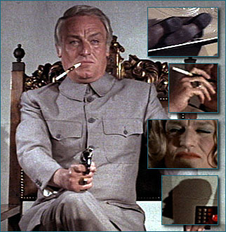 Diamonds are forever blofeld charles gray publicscrutiny Image collections