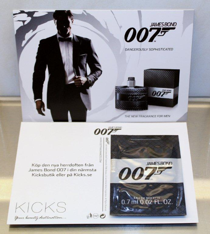 Eon productions in charge of all james bond movies and procter gamble co are launching a new - James bond deko ...