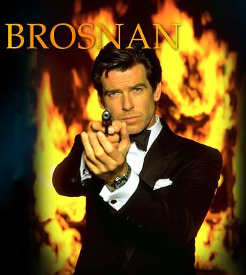 Pierce Brosnan James Bond 1995 James Bond 007 Goldeneye Wallpaper