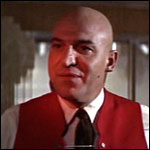 Ernst Stavro Blofeld  Played by: Telly Savalas
