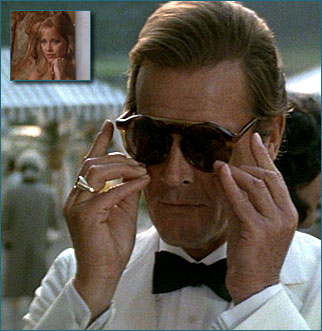 James Bond Roger  Moore