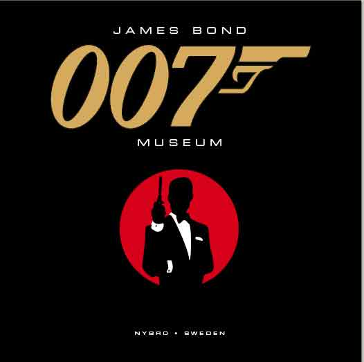 James Bond 007 Museum Nybro Sweden