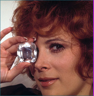 Jill St. John Tiffany Case