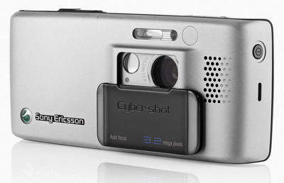 Sony Ericsson K800i James Bond Edition Casino Royal