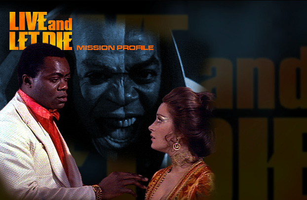 Dr. Kananga Mr Big (Yaphet Kotto) Solitaire (Jane Seymour)