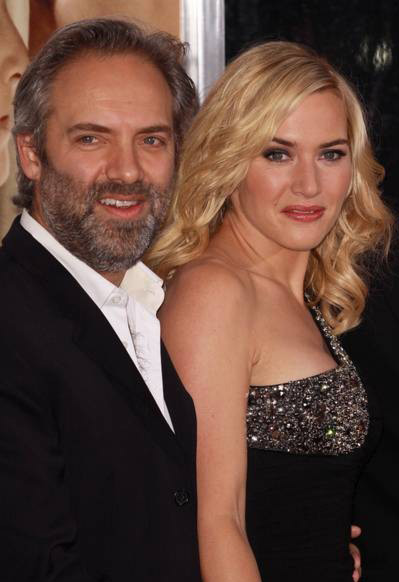 Sam Mendes married English actress Kate Winslet in the West Indies in May 2003.