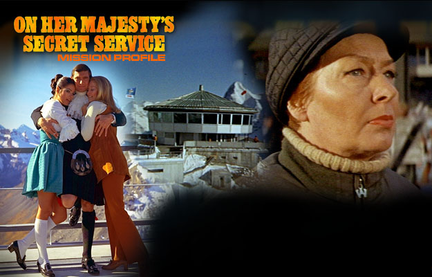 "James Bond: ""On Her Majesty's Secret Service"""