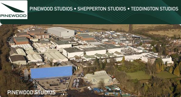 visite pinewood studios londres