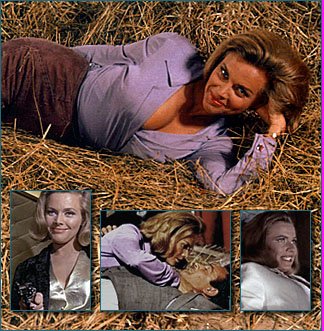 Girls: Honor Blackman, Pussy Galore