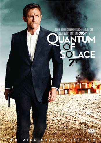 Daniel Craig Promises A New Look When 'Bond' Resurfaces