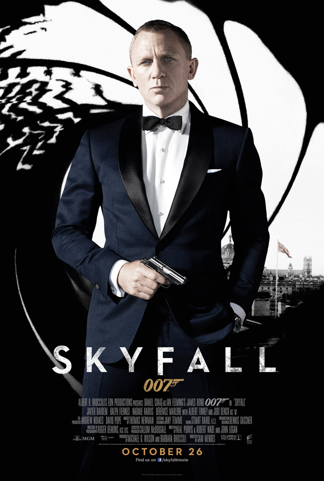 James Bond 007: Skyfall