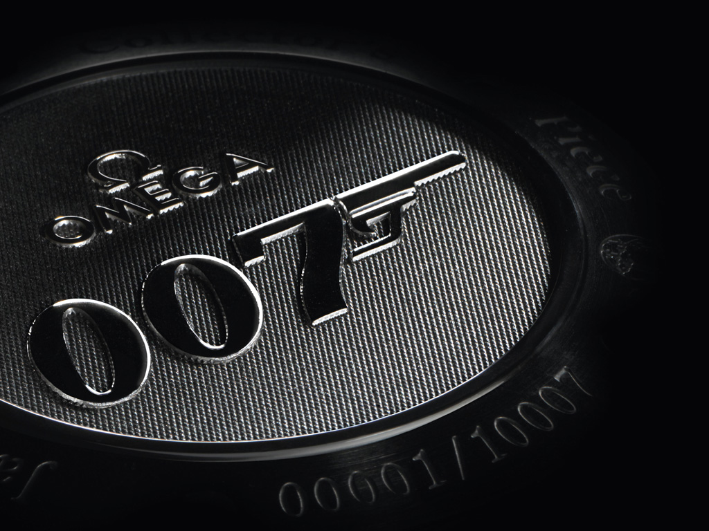 """James Bond """"Quantum Of Solace"""" To Feature Limited Omega"""