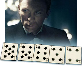 James Bond And Casino In Movies