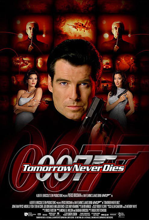 007 Tomorrow Never Dies 1997 Barm