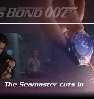 James Bond Omega watches from Bond movies