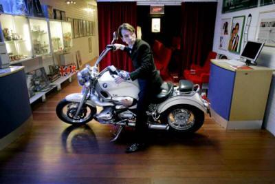 Bmw Gunnar on Boxer Motorcycle Engine