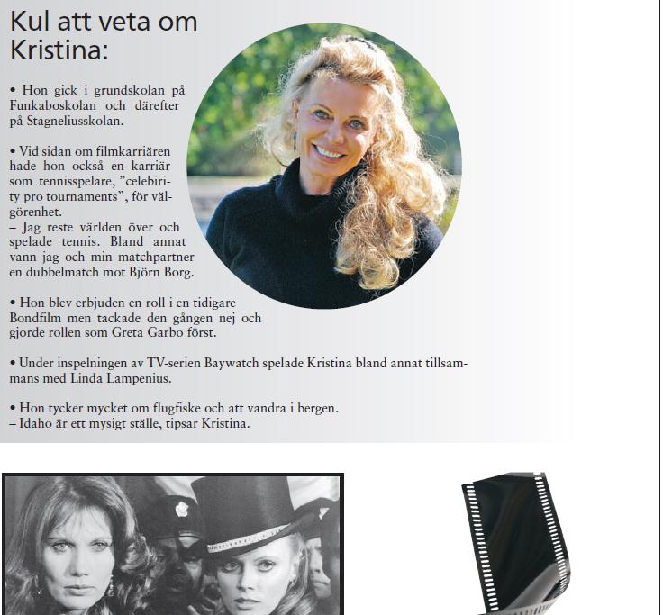 känd svensk kläddesigner