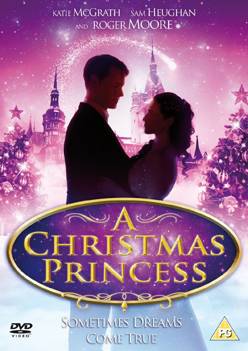 A Princess For Christmas Poster.A Princess For Christmas