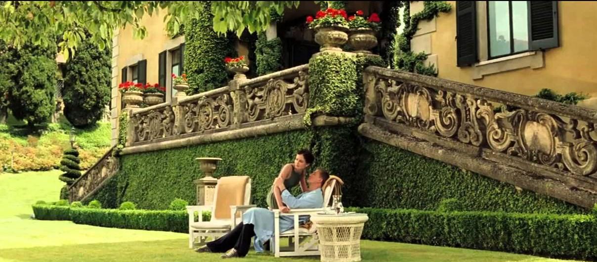 Villa Balbianello James Bond