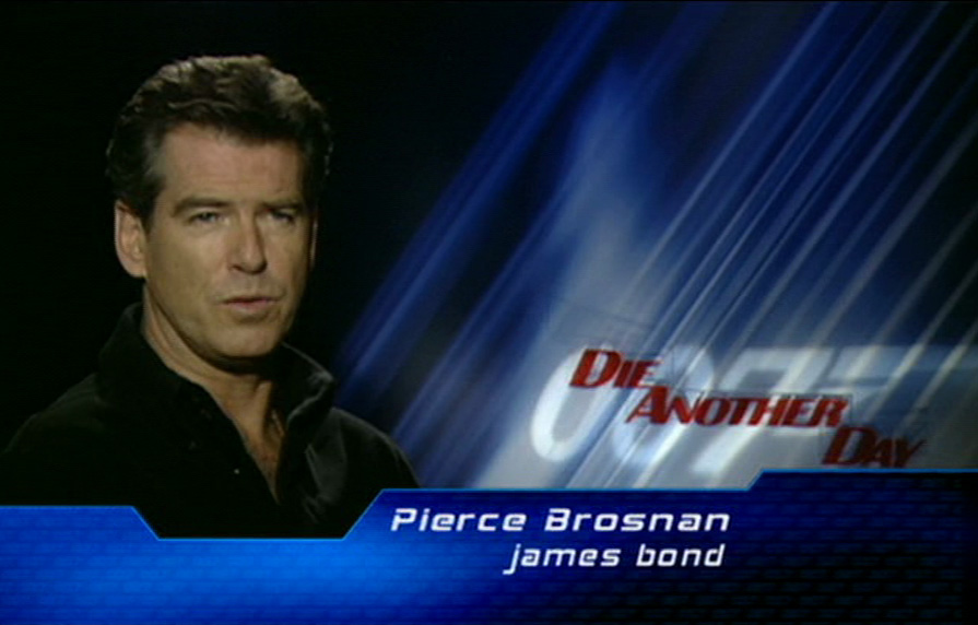 pierce brosnan james bond. Pierce Brosnan - James Bond