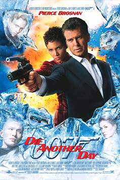 James Bond - Die Another Day (2002) - Dubbel DVD