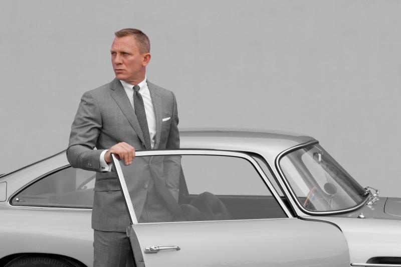 Tom Ford On James Bond Skyfall