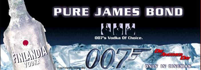 James Bond Sponsorer Fr 229 N Die Another Day