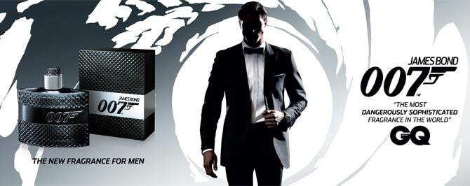 James Bond 007 Sponsors In Skyfall