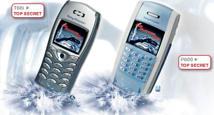 James Bond Sonyericsson telefon