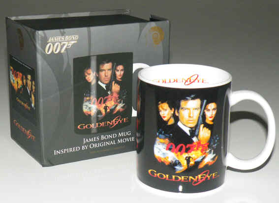James Bond Promotional Props Bondmovie Goldeneye From 1995