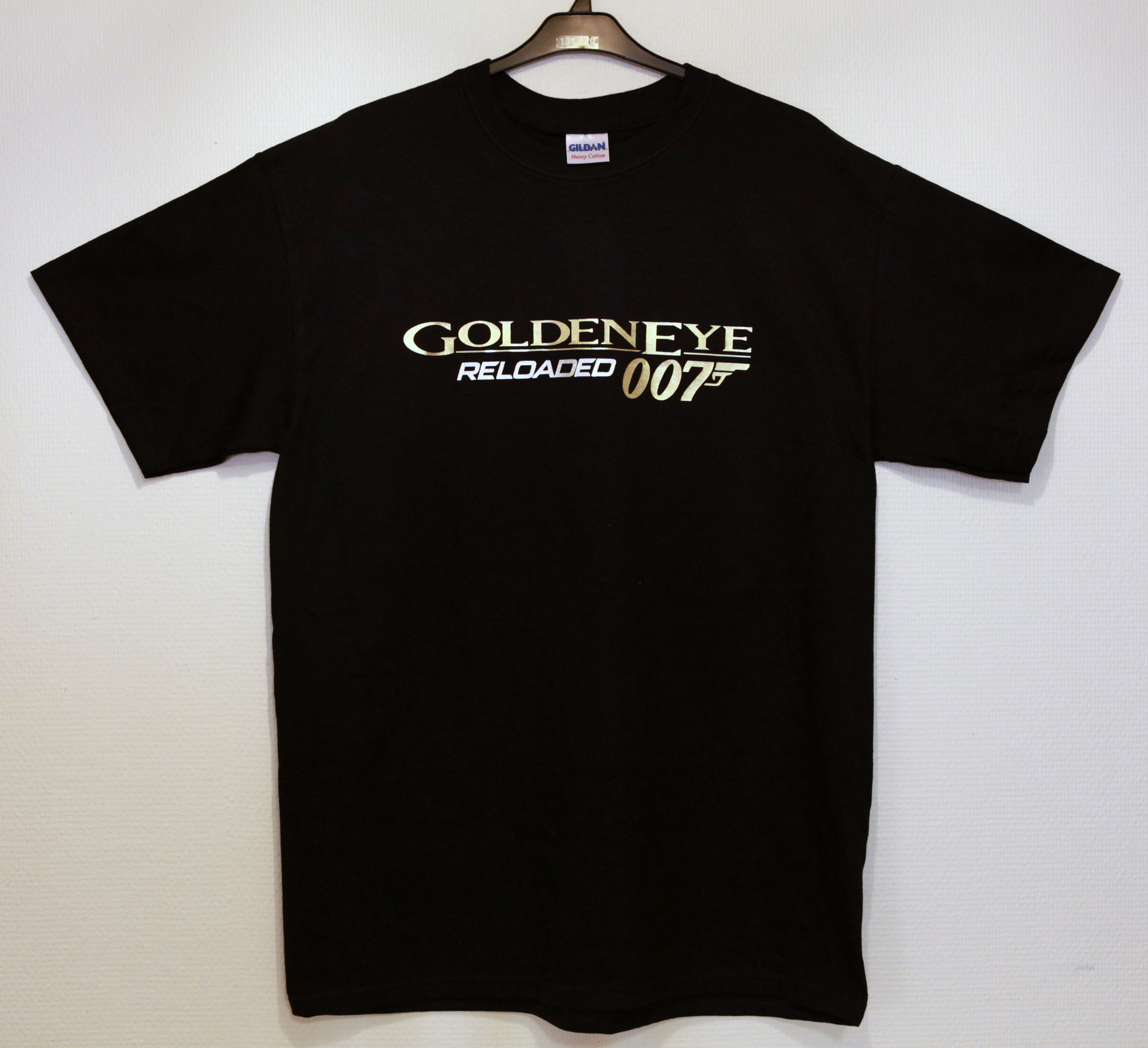 To celebrate the release of GoldenEye 007: Reloaded, our friends at  Activision have given us , official GoldenEye 007: Reloaded t-shirts,  cocktail shakers ...