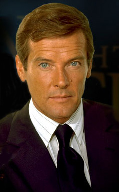 James Bond Biography - Dead Death Dies Died Sir Roger George Moore