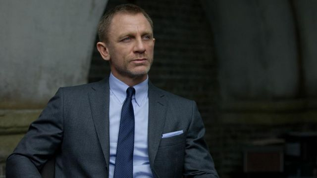 Bond 007 Ties Daniel Craig