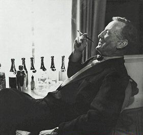 "Casino Royale"" author Ian Fleming was as notorious for his strong tastes as his creation James Bond."