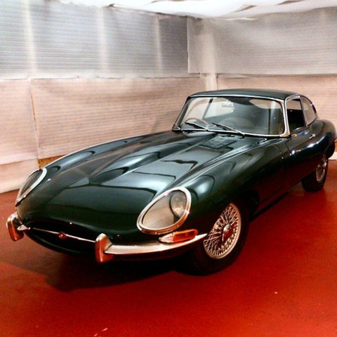 James Bond Movie Casino Royale, 1967 Jaguar E Type Featured In The James  Bond Movie Casino Royale.