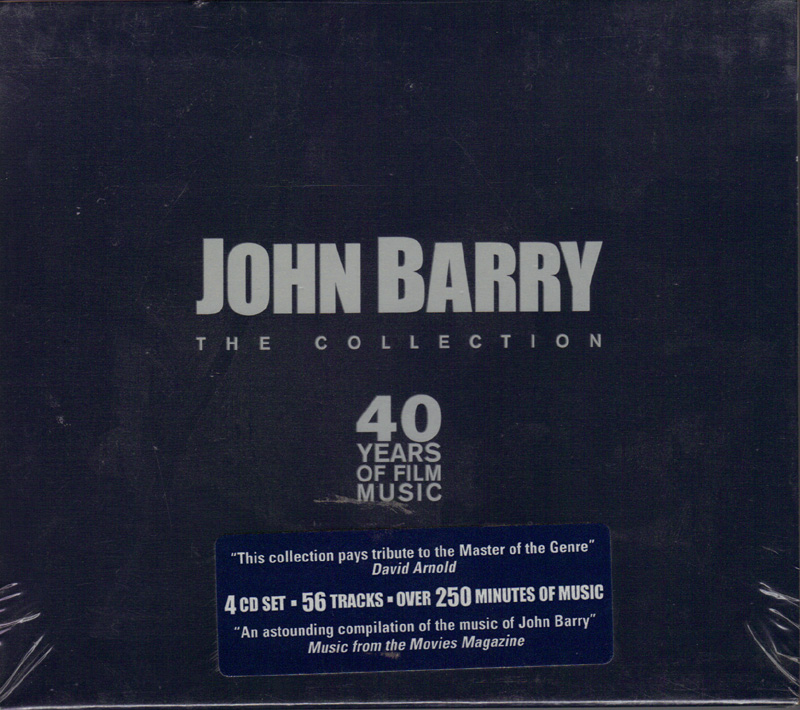 John Barry Composer of 11 James Bond films
