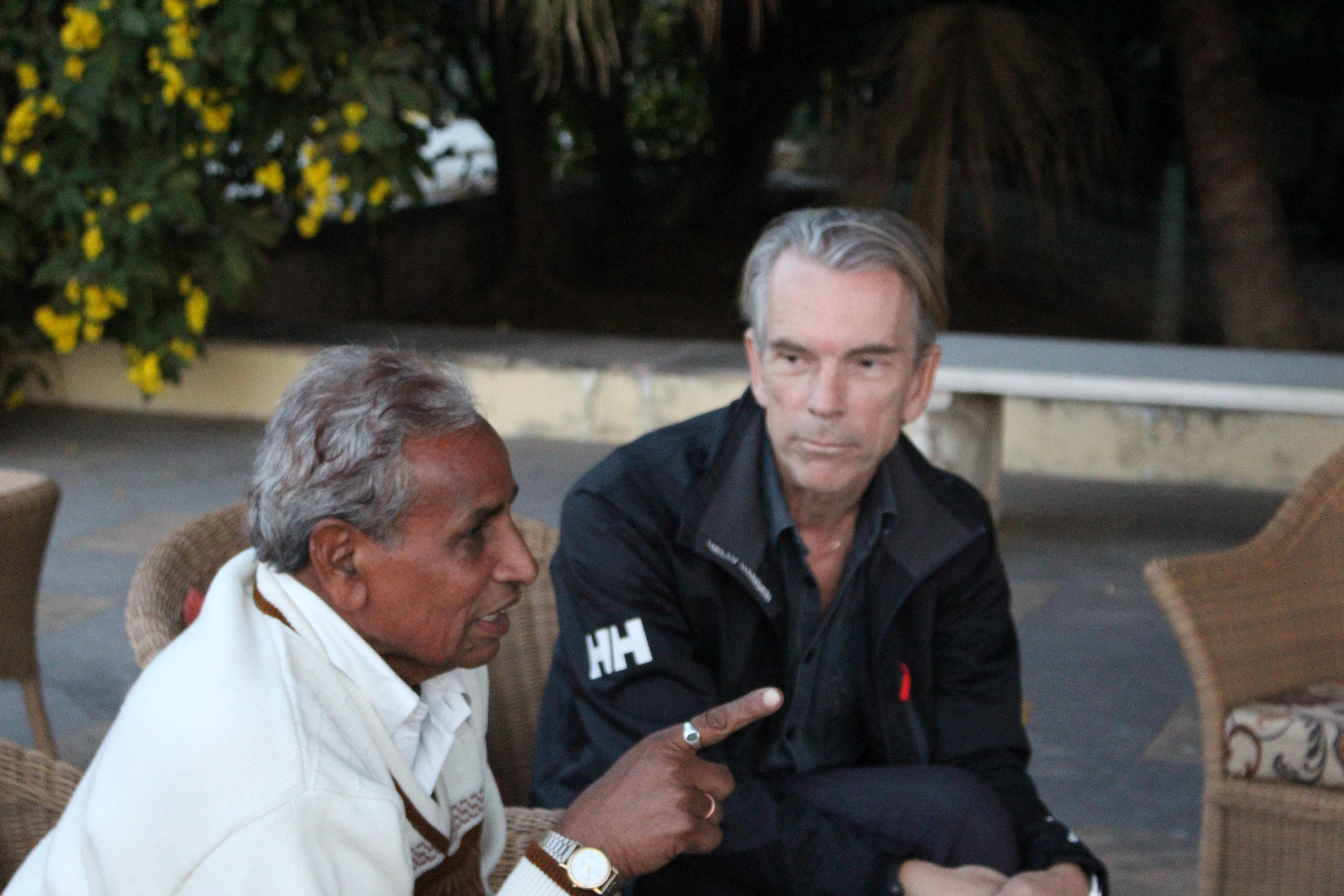 Winwin gymnastics - James Bond Interview With An Kalv Lal Salvi Employee Octopussy 1982