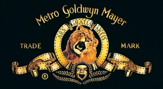MGM Logo movies  Metro Goldwyn Mayer Trade Mark