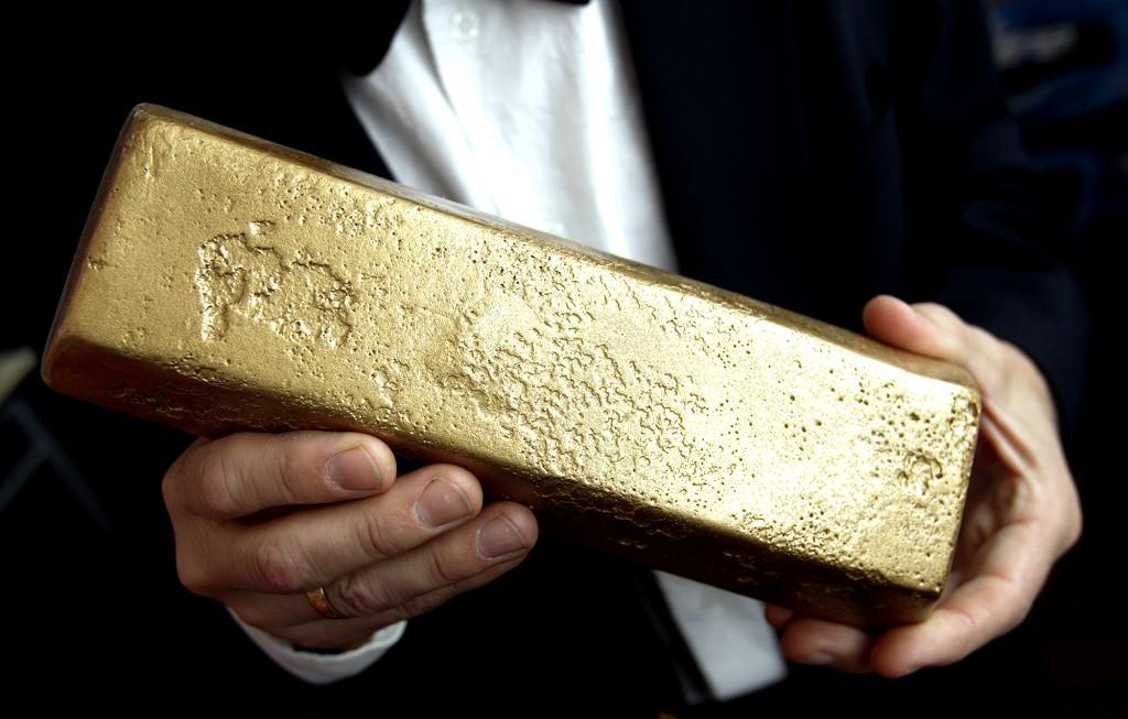 Goldfinger Fort Knox Gold Bar