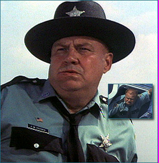 Sheriff St. Pepper (Clifton James)