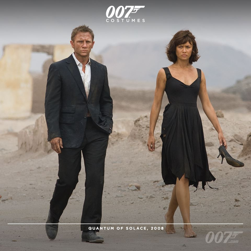 James Bond in a skirt 79