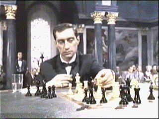 "James Bond Chess ""From Russia With Love"" 1963"