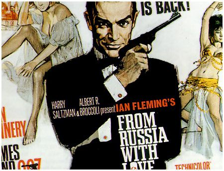 From Russia With Love Movie Poster Images & Pictures - Becuo