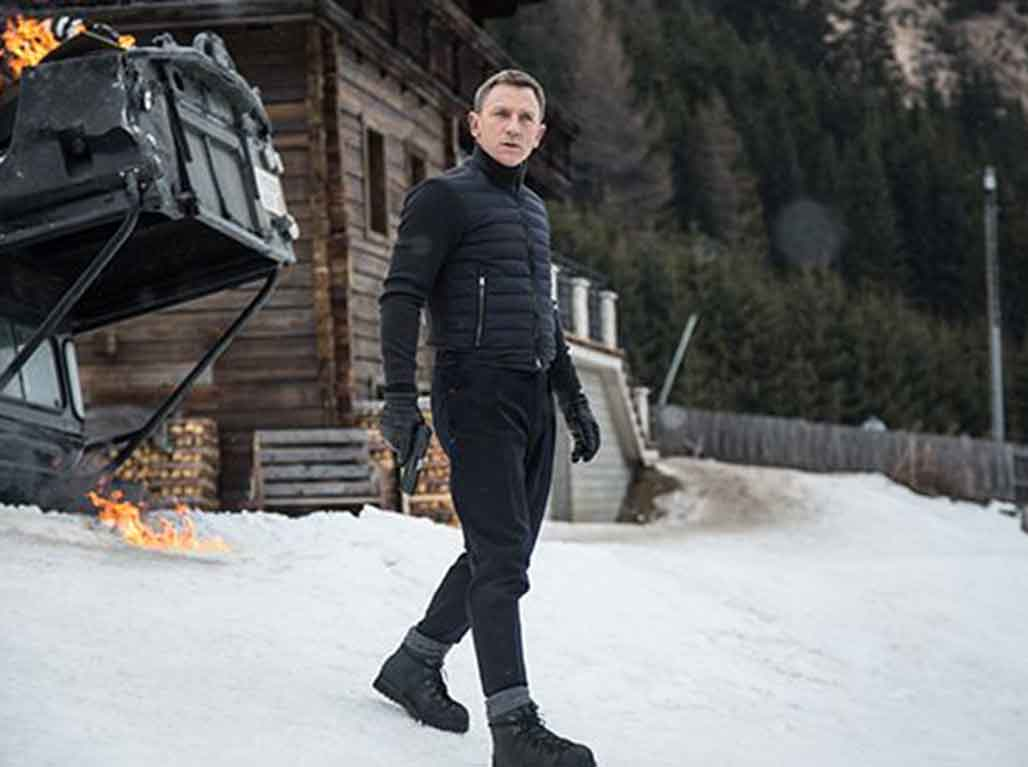 James Bond Clothes